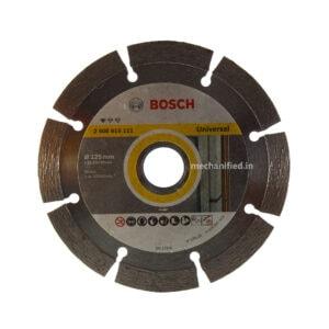 "Bosch 5"" Diamond Disc 125mm (2608615111)"