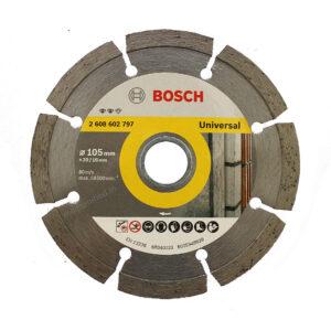 "Bosch 4"" Diamond Disc 100mm (2608602797)"