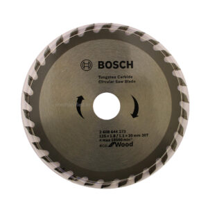 "Bosch 5"" TCT Circular Saw for Wood (2608644273)"